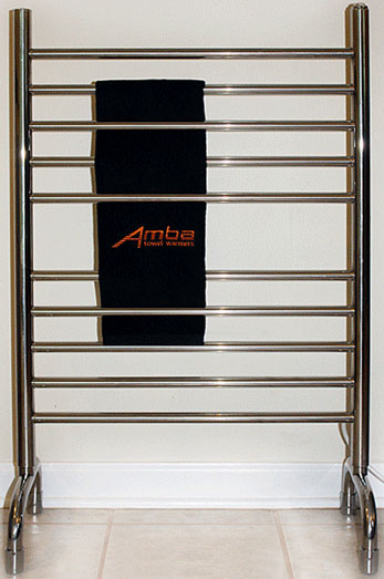 Free Standing Towel Warmers In All Shapes  Sizes