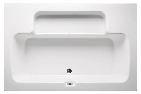 Relaxing Bahia Tub With Built In Seat By Americh