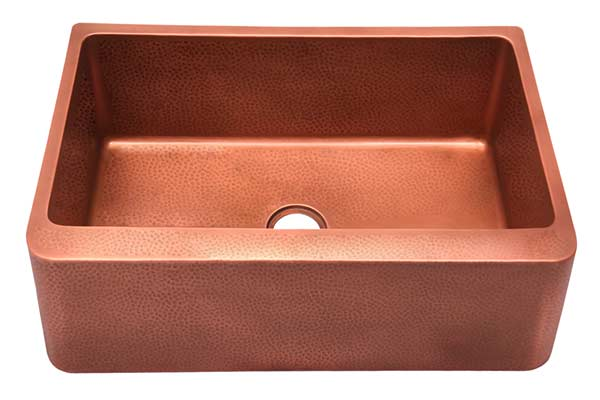 Copper Kitchen Sinks In A Variety Of Configurations And