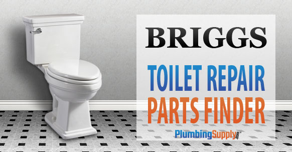 Pictures and Repair Parts for Briggs Toilets