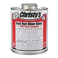 PVC, CPVC, ABS cement, glues, solvents
