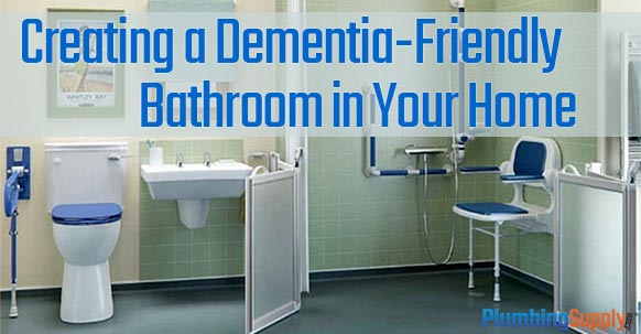 Creating a DementiaFriendly Bathroom