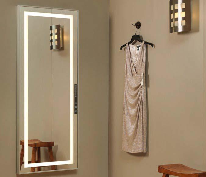 Full Length Mirror Led Lights
