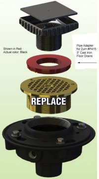 Zurn Floor Drain Replacement Grates | Taraba Home Review