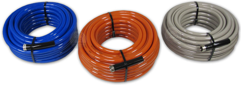 Our favorite lightweight straight garden hoses