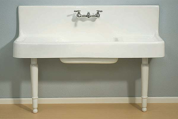 double kitchen sink with drainboard island marble top apron front and farmhouse sinks index