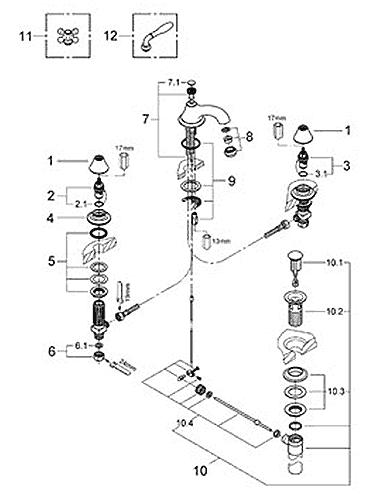 Kohler Bathroom Faucet Assembly Instructions