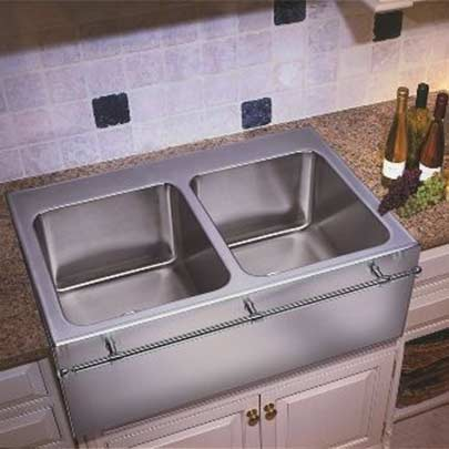 CulinaryGourmet Stainless Steel Kitchen Sinks