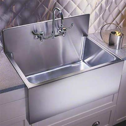 CulinaryGourmet Stainless Steel Kitchen Sinks