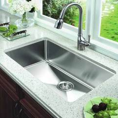 Oversized Kitchen Sinks Remodeling Honolulu Sink Buying Guide Single Bowl