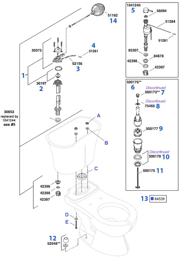 Fowler Toilets Spare Parts Newmotorjdi Co