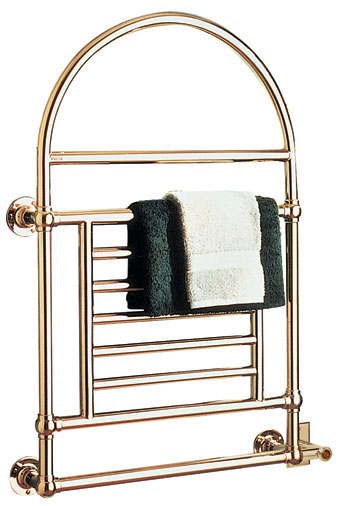 Example of a Myson towel warmer