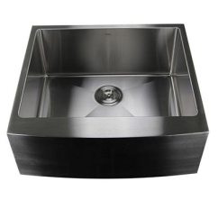 Stainless Steel Kitchen Sinks 33 X 22 Commercial Lighting Professional Grade Zero & Small Radius