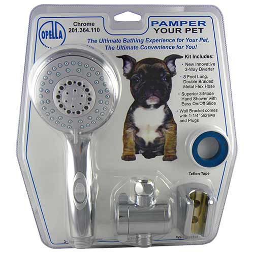 Indoor  Outdoor Pet Showers