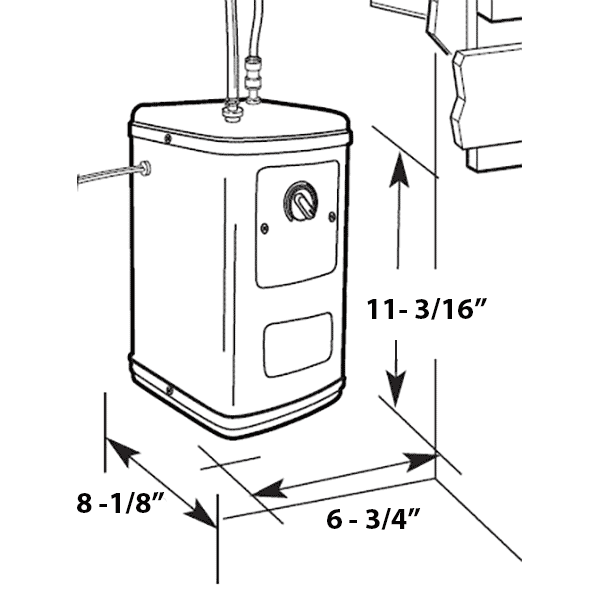 Instant Hot Water Filter Systems Installation Instructions
