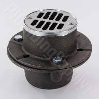 Shower and Floor Drains, Covers, and Accessories