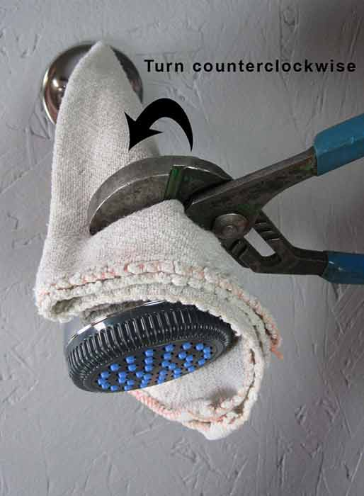 How to Install a Showerhead