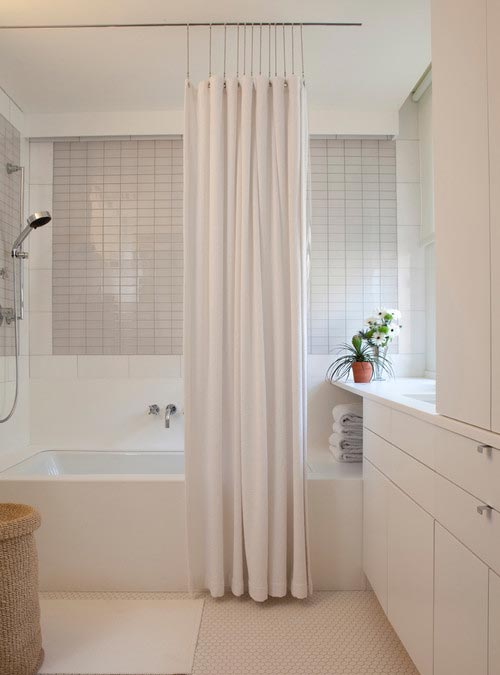 How High Should You Mount A Shower Curtain Rod   Gopelling.net