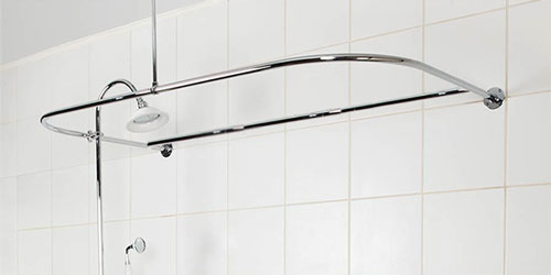 how to shower when you only have a bathtub