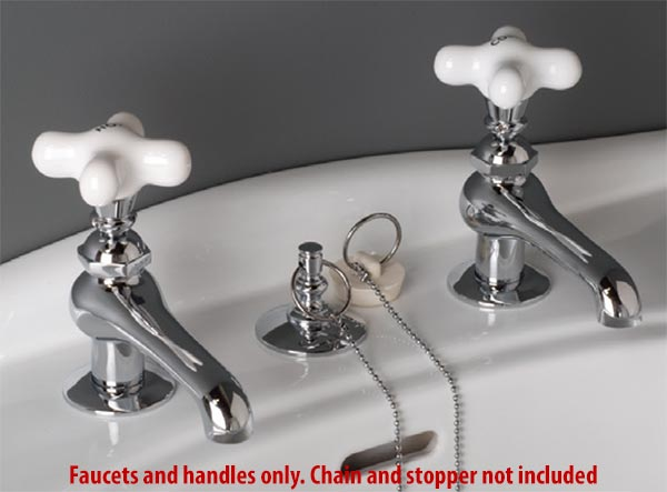 old fashioned basin tap faucets