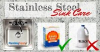 Stainless Steel Sink Care
