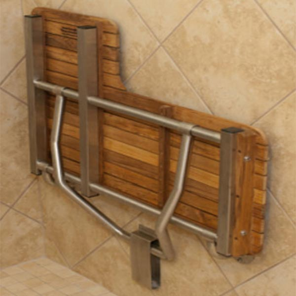 teak shower chairs with arms winsome wood ada compliant foldup seats and benches these can be folded up