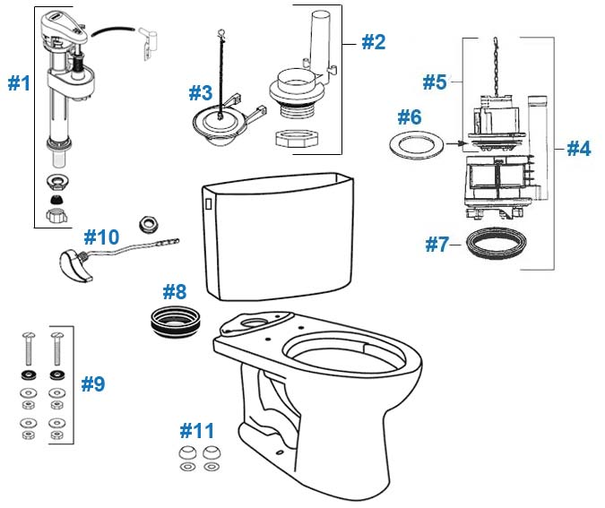 Toto Toilet Spare Parts Singapore | Amtcars.org