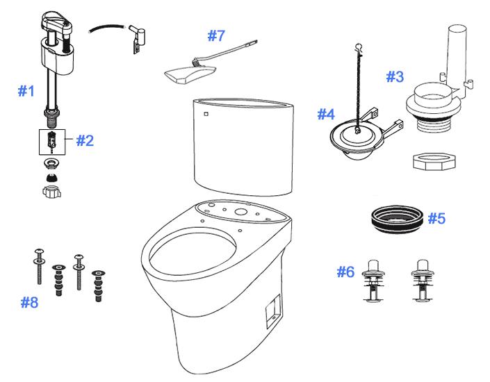 Toilet Repair: April 2017