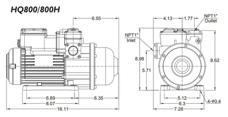 water pressure tank installation diagram