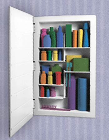 Medicine Cabinets with Customized Adjustable Shelves