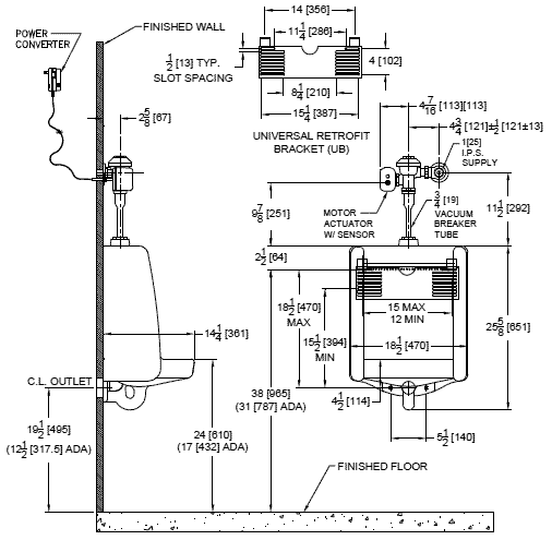 Wall Mount Commercial Toilet Parts Diagram. Diagram. Auto
