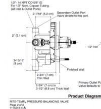 Kohler shower valve rough in... - Plumbing Zone ...
