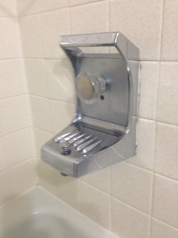 Bathtub Handle Replacement. Older Moen Shower Valve