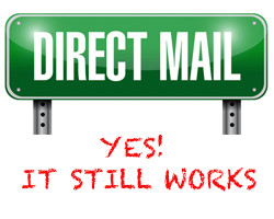 Direct mail effectiveness