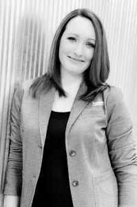 Shara Hubert, VP Sales and Marketing