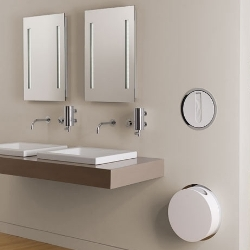 kitchen cabinets knobs and pulls corner table sets vola scandinavian bathroom products - best ...