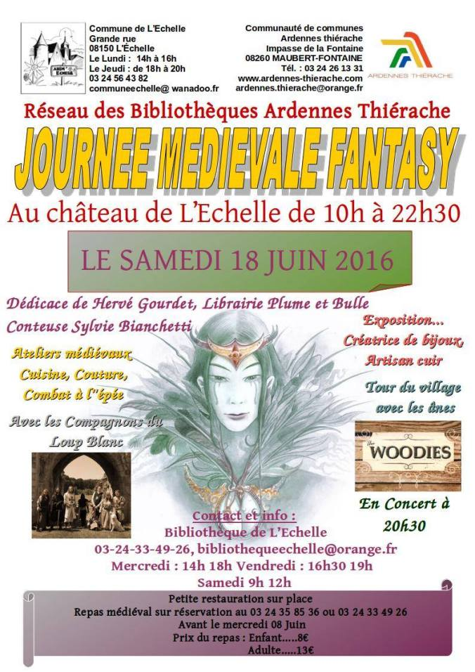 Journee Medievale Fantasy
