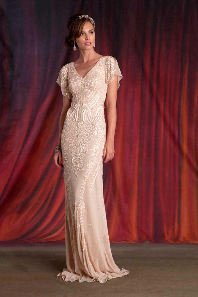 Robe de mariée Lucille
