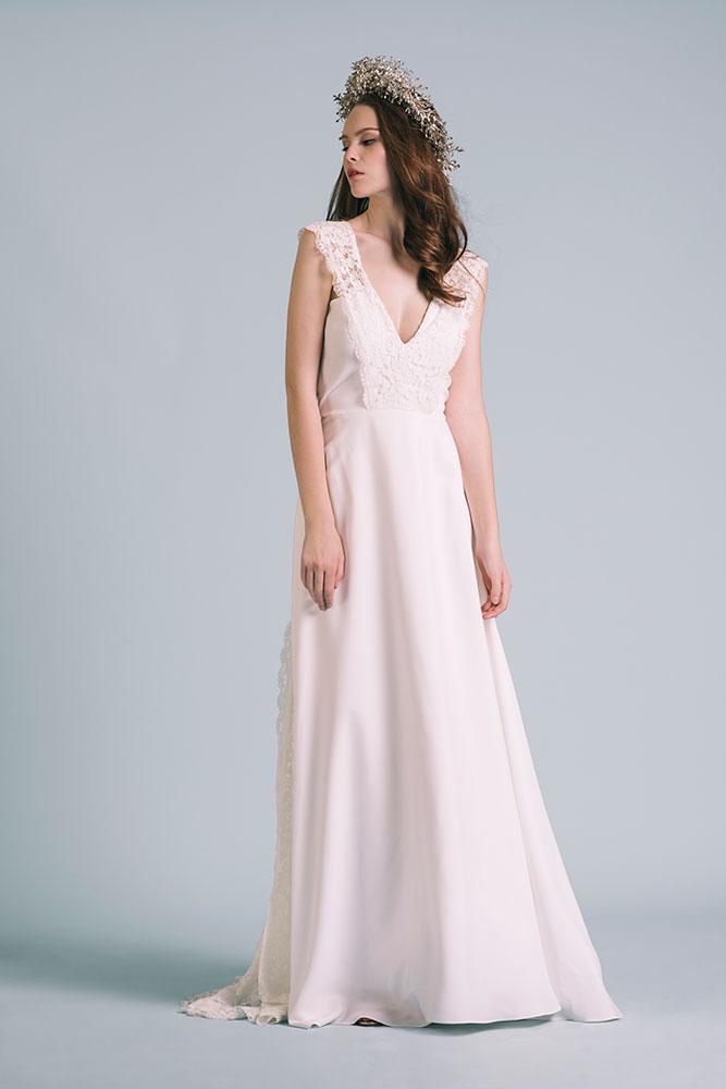 Robe de mariée Louison