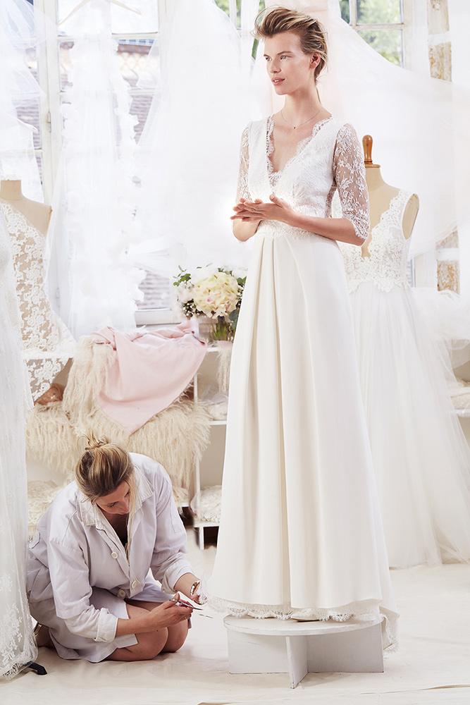 Robe de mariée Atelier Emelia Adonis