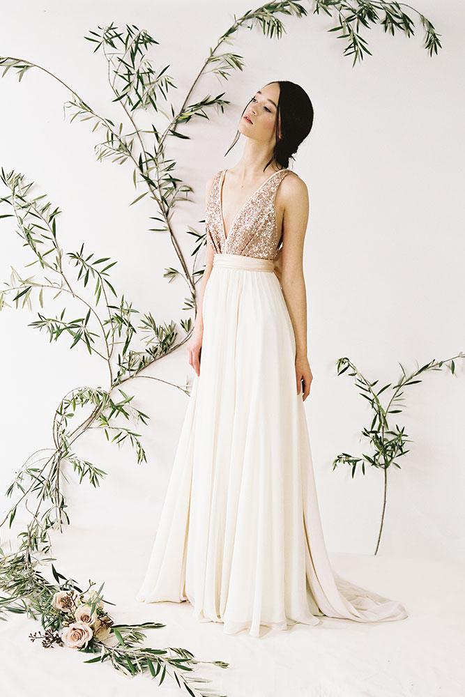 Robe de mariée Truvelle Eden