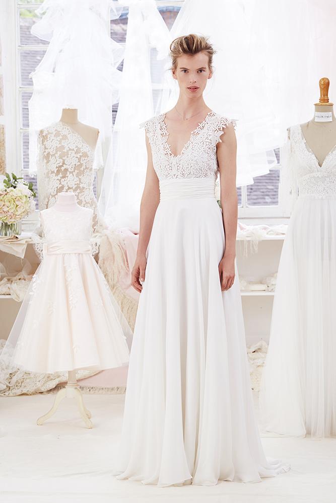Robe de mariée Atelier Emelia Anouchka