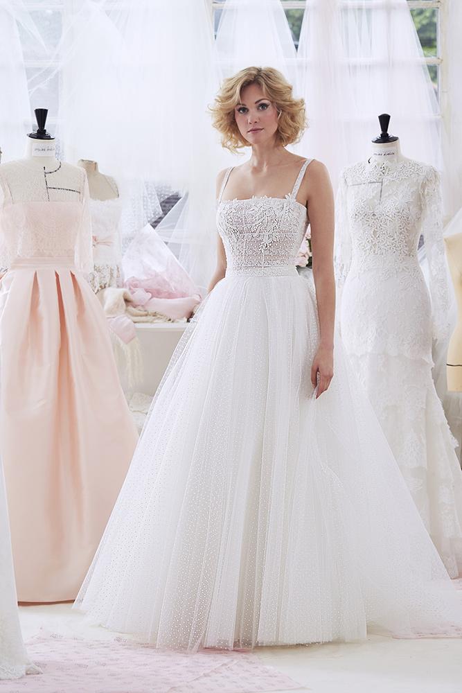 Robe de mariée Atelier Emelia Aubépine