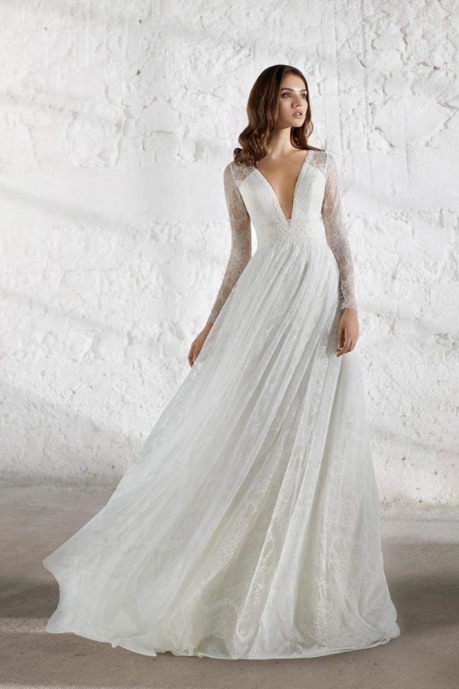 Robe de mariée Modeca Erin