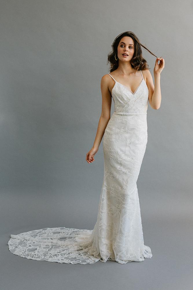 Robe de mariée Laudae Bree