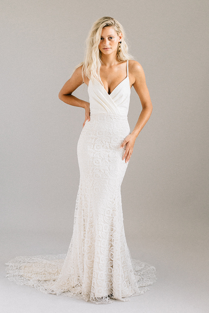 Robe de mariée Corta