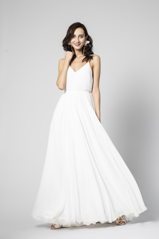 Robe de mariée Agata Wojtkiewicz Be Ideal