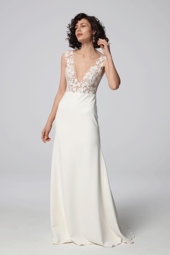 Robe de mariée Anna Kara Elle