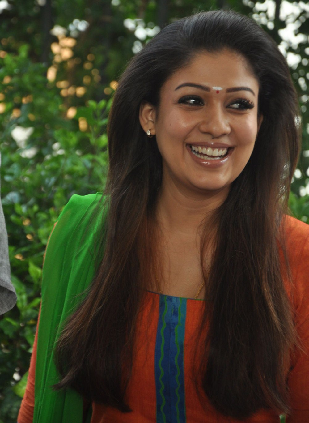 Mass Collection Of Real Life Photos Of Nayanthara