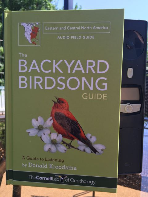 My Aunt Brought Over Her Backyard Birdsong Eastern And Central North America Book Captivated Children With The Illustrations Bird Calls